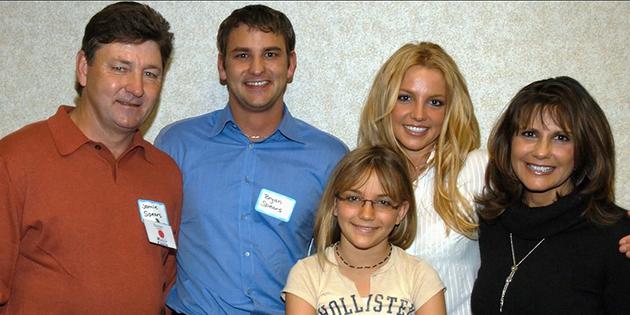 Britney Spears está harta