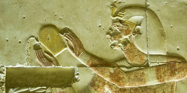 La cerveza de los faraones
