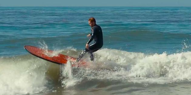 El surf para salvar el mar
