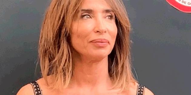 María Patiño luce sin tapujos su último retoque