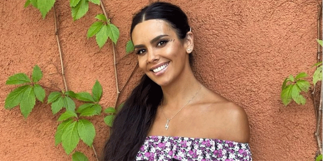 El look de Cristina Pedroche... ¡a lo Rosalía!
