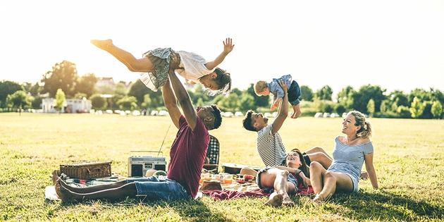 Tips para un picnic saludable