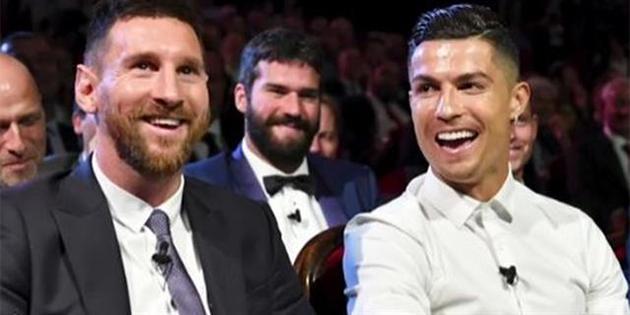 Messi tumba a Cristiano