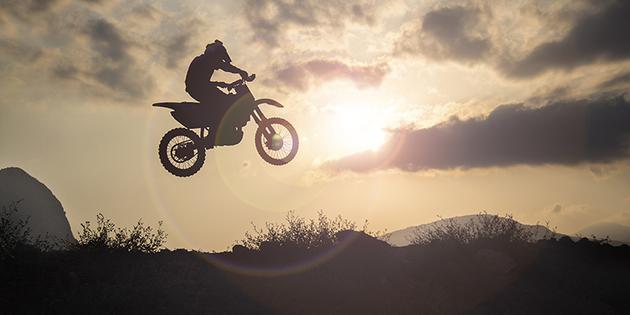 Motocross en Los Ángeles