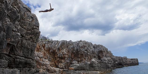 El salto perfecto