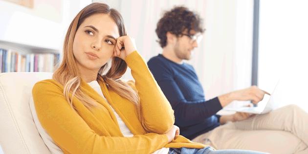 Señales de alarma ante una posible infidelidad