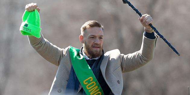 McGregor la lia