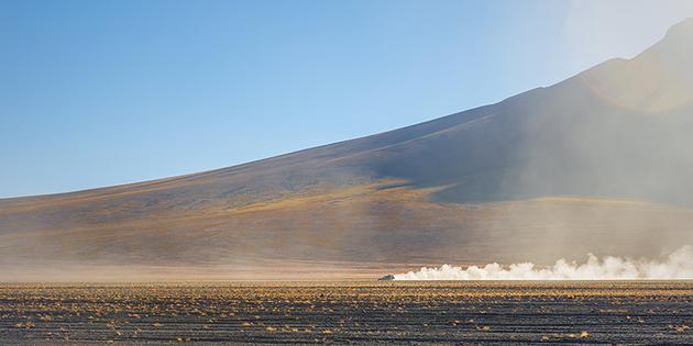 El poder del desierto