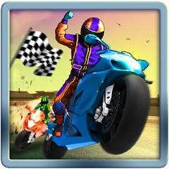 Motorbikes Racing