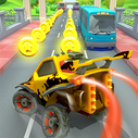 Car Run Racing - Super Car Traffic Dodge