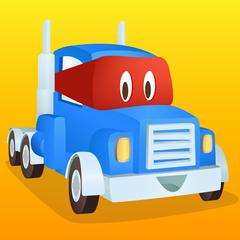 Carl Super Camion Construye