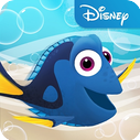 Finding Dory: Just Keep Swimming (en inglés)