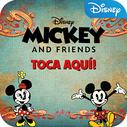 Mickey y Amigos: Toca
